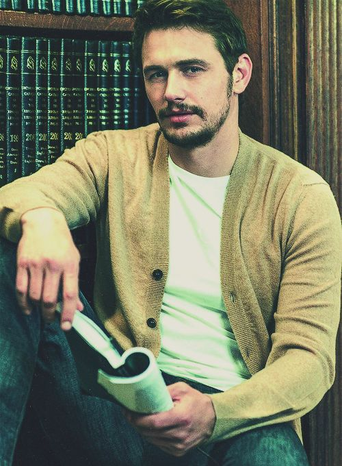 I suddenly have the urge to go to the library.