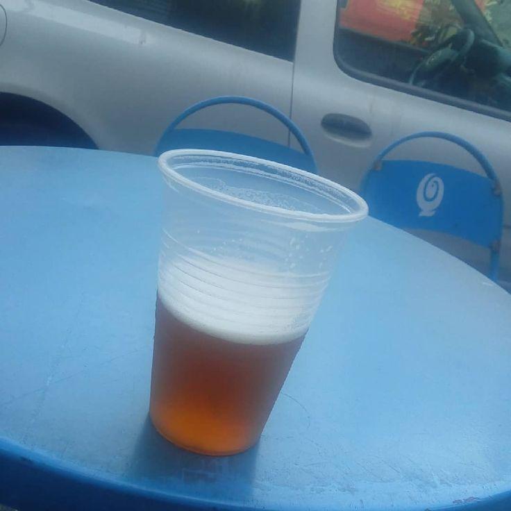 New work ON !  #newwork #nuevotrabajo #bartender #barwoman #Chupitos #palemo #goodday #amor #paz #happines #me #cuore. #beer #cerveza #patagonia