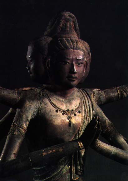 Japanese National Treasure : Ashura-zou