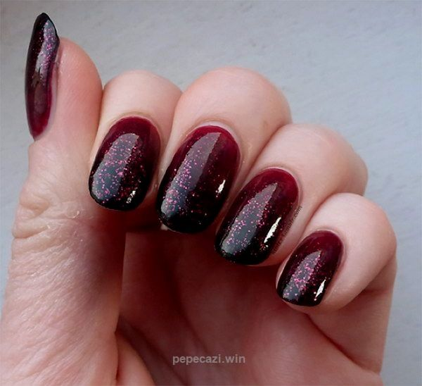 16123 best nails images on pinterest nail scissors nail design image via the vampire diaries nail art ideas image via dark red sparkle nails im not really big on red but these are cute the vampire diaries nail art prinsesfo Choice Image
