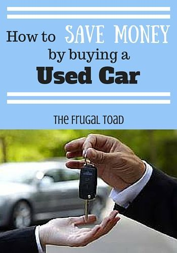 I have a 2001 Ford F150 Super Crew pickup sitting in my driveway and I plan on having it for a while longer.While a 14-year old car isn't for everyone, there are many benefits to buying a used or second-hand car. After reading this, you'll want to find a cheap car now.  Depreciation New cars