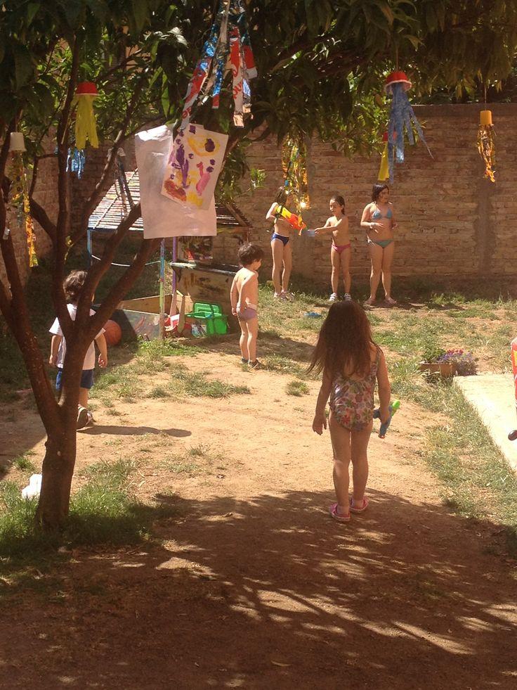 giochi d'acqua - estate 2014 Crescimondo - Cosenza