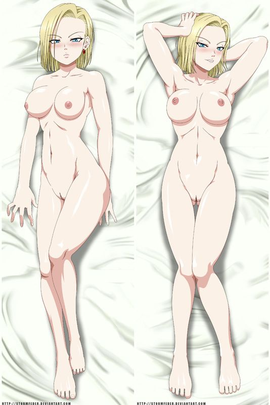 Hot sexy dragon ball z naked very pity