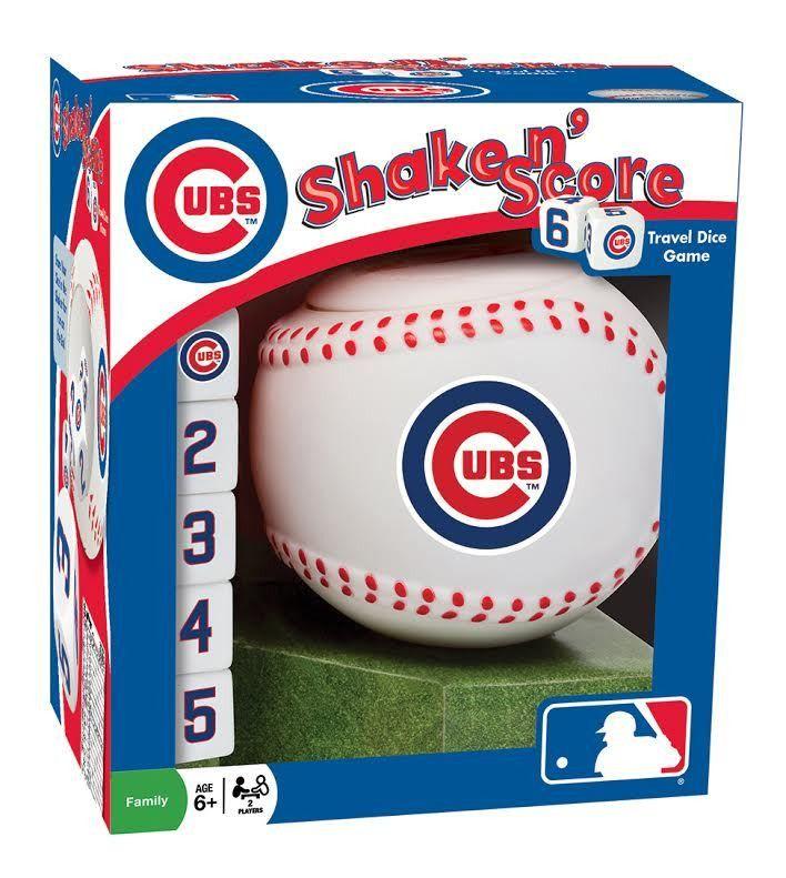 Chicago Cubs Shake N' Score Game