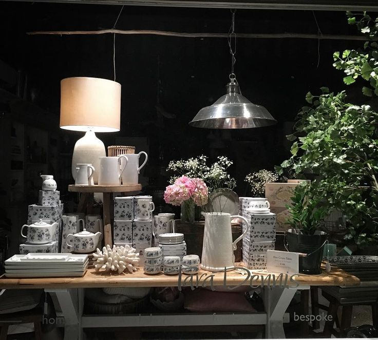 Our little store at night | Tara Dennis Store