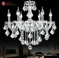 2014 дешевые хрустальная люстра марокканский декор люстры е pendentes де кристал ясно хрустальная люстра кристалл бесплатная доставка