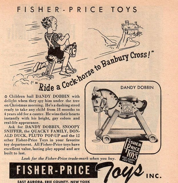 Vintage Toy Ad 52