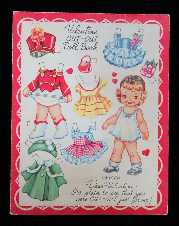 3692 best images about Paper Dolls on Pinterest