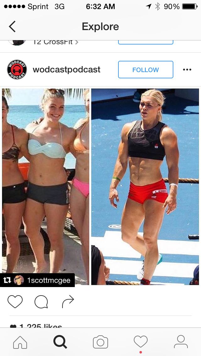 Fittest Woman in the World 2015 & 2016