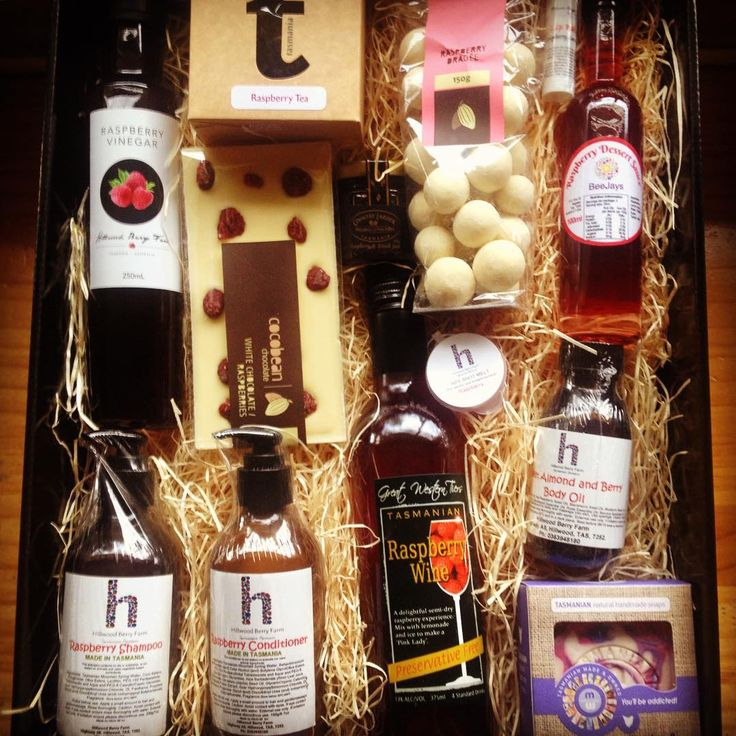 From Tassie to You Hampers