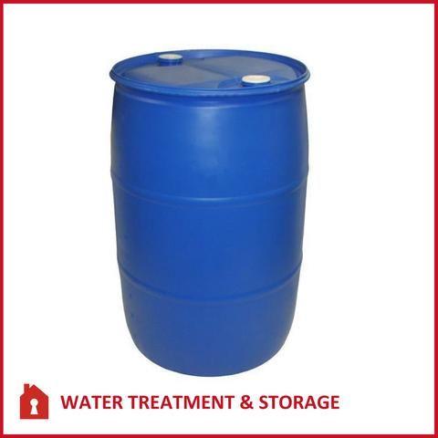 55 Gallon Water Barrel FSH