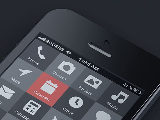 25 Stunning Mobile UI Examples | Inspiration