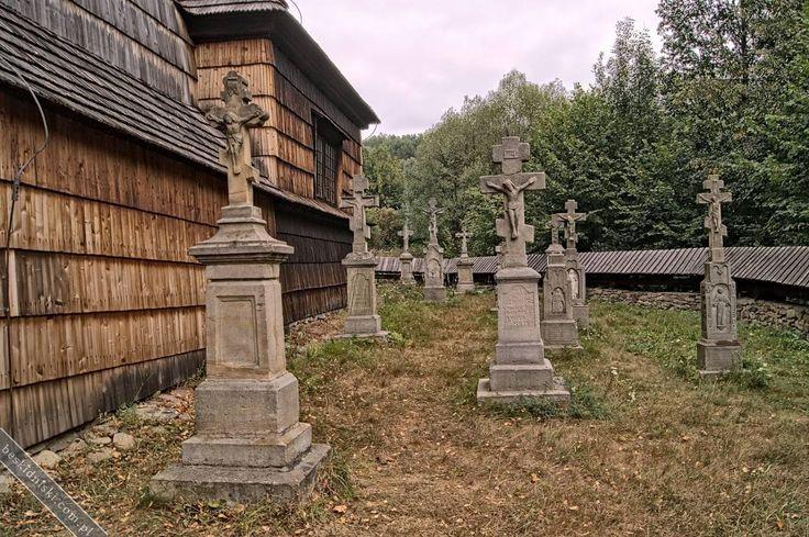 Cerkiew w Kotani   Beskid Niski #Kotań #cerkiew #BeskidNiski #Poland #Polska