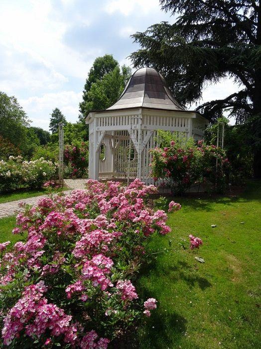Beautiful Rosengarten Zweibr cken deux ponts Land Rh nanie palatinat
