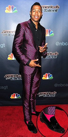 Nick cannon, Embellishments and Spikes on Pinterest