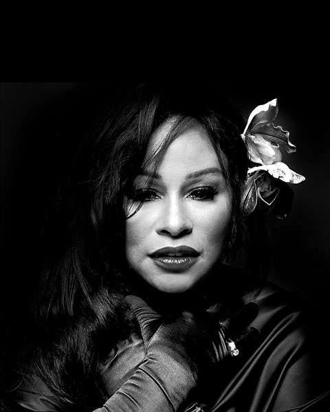 Chaka Khan (born: real name Yvette Marie Stevens; March 23, 1953, Naval Station Great Lakes, IL, USA) is an American singer and songwriter. Hrt career has spanned four decades, beginning in the 1970s as the frontwoman and focal point of the funk band Rufus. Often dubbed the Queen of Funk, Khan has won ten Grammys and has sold an estimated 70 million records worldwide.