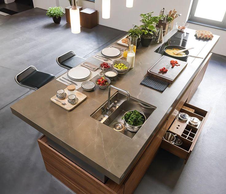 129 best Küche images on Pinterest Kitchen ideas, Kitchen and - küchenrückwand plexiglas kosten