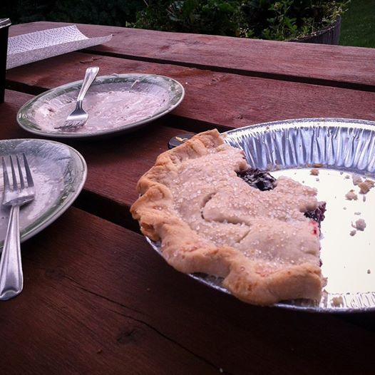 How did you enjoy your long weekend? We ate pie. #YYC #Gastropost