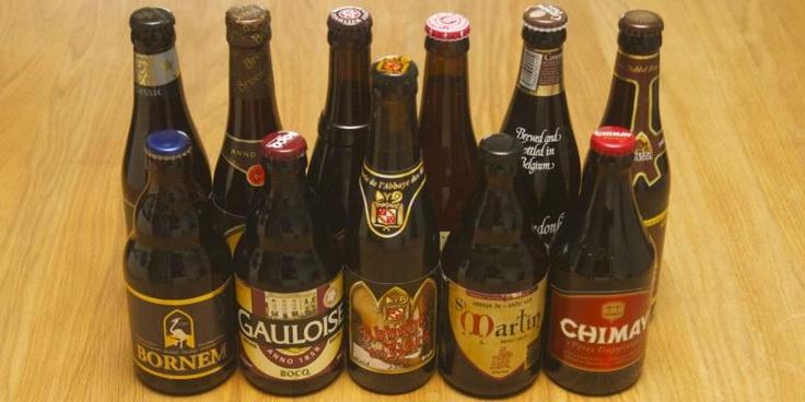 Vi har testet øl som er klassifisert både som brune/bruin og dubbel.