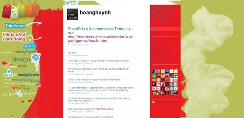 @hoanghuynh Twitter Background
