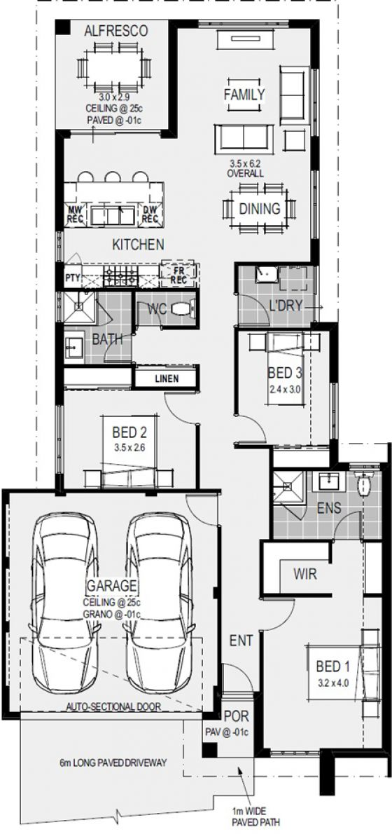 Best Plan De Maison Images On   House Blueprints
