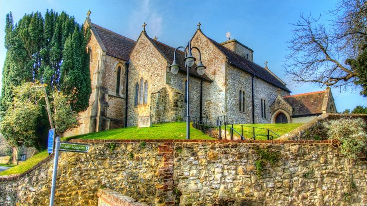 Storrington Church