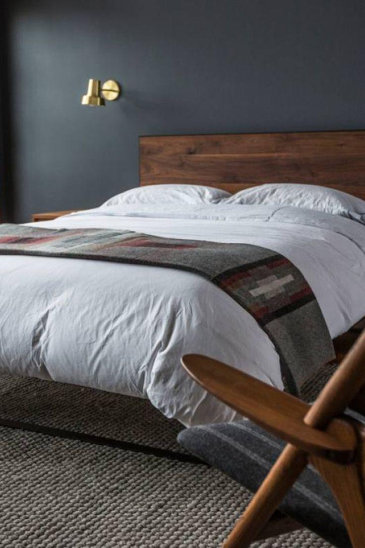 51 Gray Bedroom Decor Ideas Blue Master Bedroom Simple Bedroom Master Bedrooms Decor