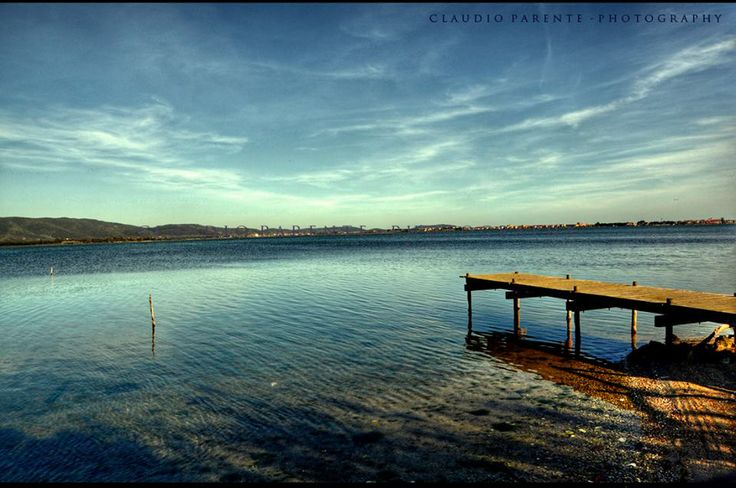 #Laguna di #Orbetello - #Maremma - #Tuscany