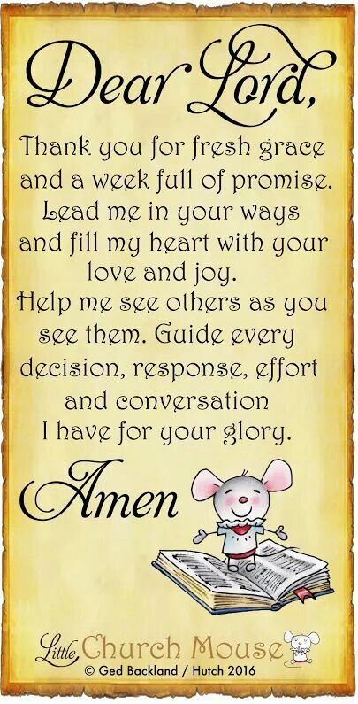 In Your son Jesus Christ name! Amen!