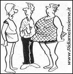 Vignette Freddure - Ballo di coppia
