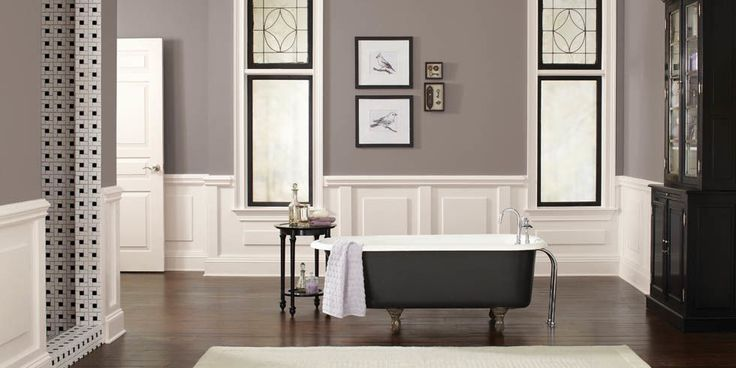 """The big winner is """"Poised Taupe,"""" which isn't hot or cold, dark or light, but something in the middle zone. Or, according to what Sue Wadden, the director of color marketing for Sherwin-Williams, told the Today Show: """"It's like gray and brown had a baby."""""""