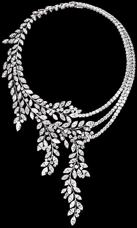 piaget limelight garden diamond garland necklace for ladies click the picture to see more