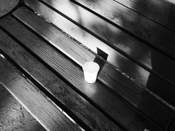Afternoon Coffee Shadow Korea