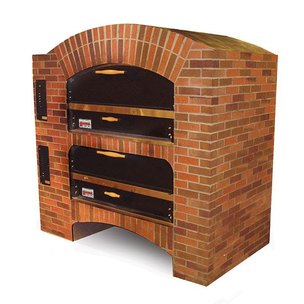Marsal Pizza Ovens | Commercial Pizza Ovens, Brick Pizza Ovens