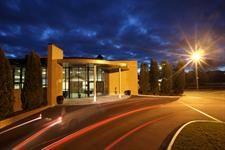 DH Rotorua - Conference Entrance Evening Distinction Hotels Rotorua, Hotel & Conference Centre