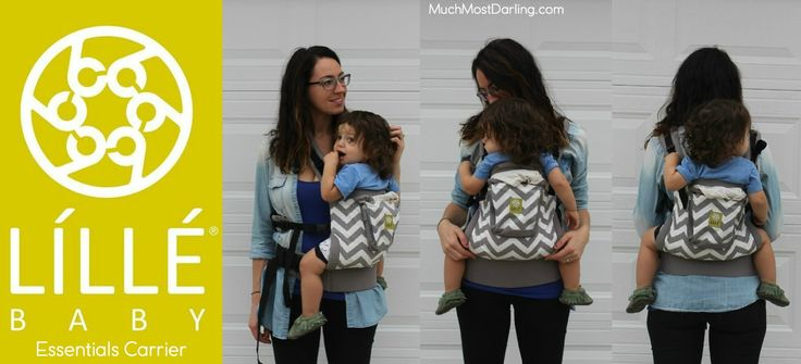 Much.Most.Darling.: Introducing Lillebaby's new affordable budget Essentials carrier, great for infants and toddlers, and starting at just $89.99 USD!