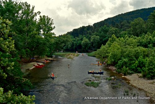 10 of the best swimming holes across the U.S. | Arkansas