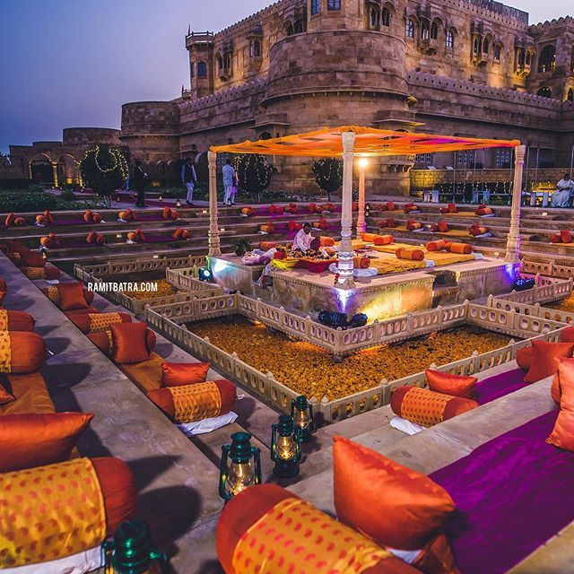Alternative Indian Destination Wedding Locations With Images