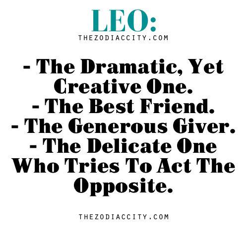Zodiac Leo….Who are they?