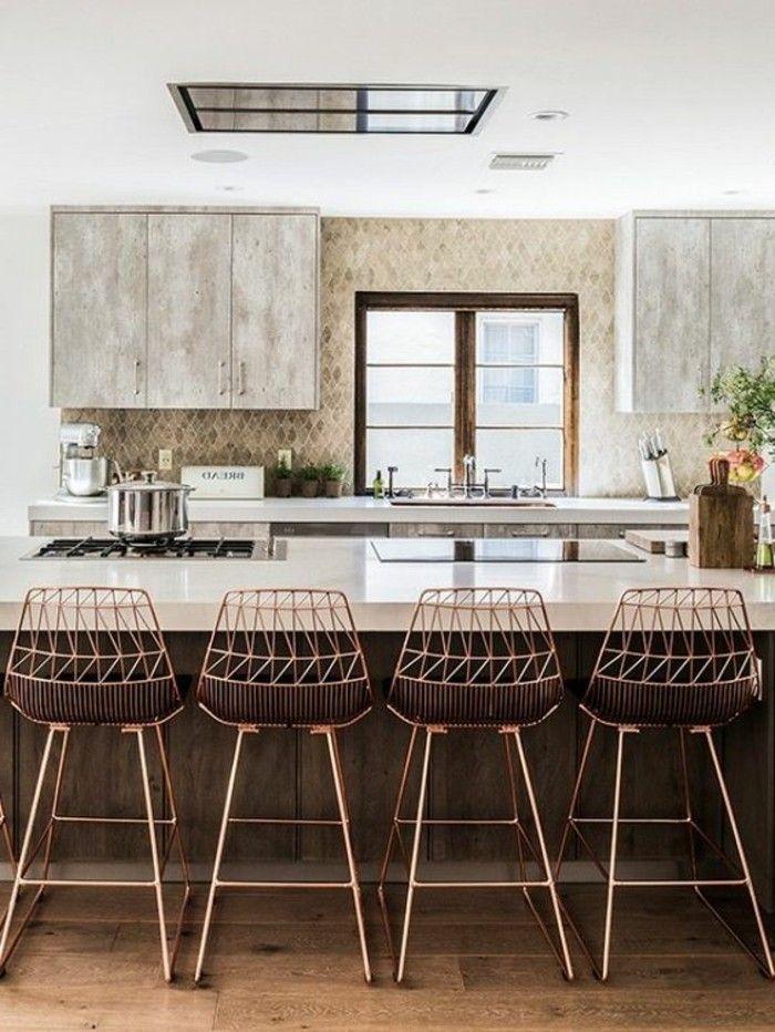 La Chaise De Cuisine Moderne En 62 Photos Inspirantes Avec Images