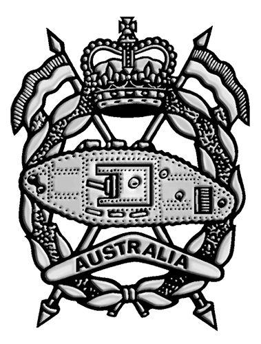 Royal Australian Armoured Corps.