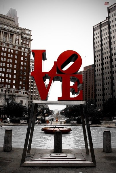 Love Park Philadelphia, PA