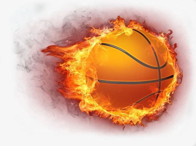 Basketball Fire Burning Sports Icon Png Backgrounds Ball Basketball Basketball Clipart Black Color Basketball Clipart Sport Icon Free Clip Art