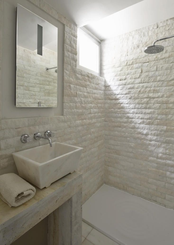 Steinwand Fur Innen Und Aussen Das Haus Steinwand Wohnzimmer Stein Badezimmer Steinwand