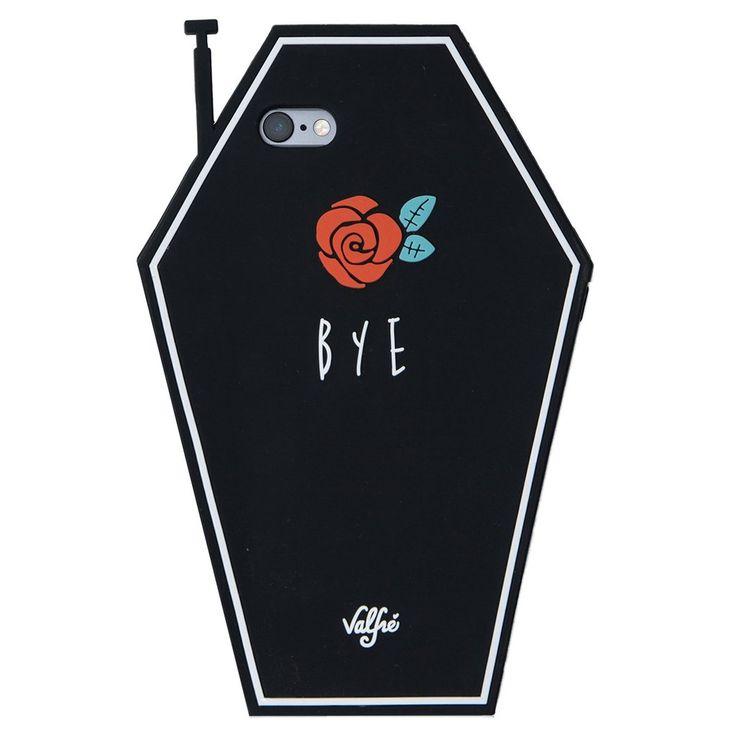 Coffin Phone Case Iphone  Plus