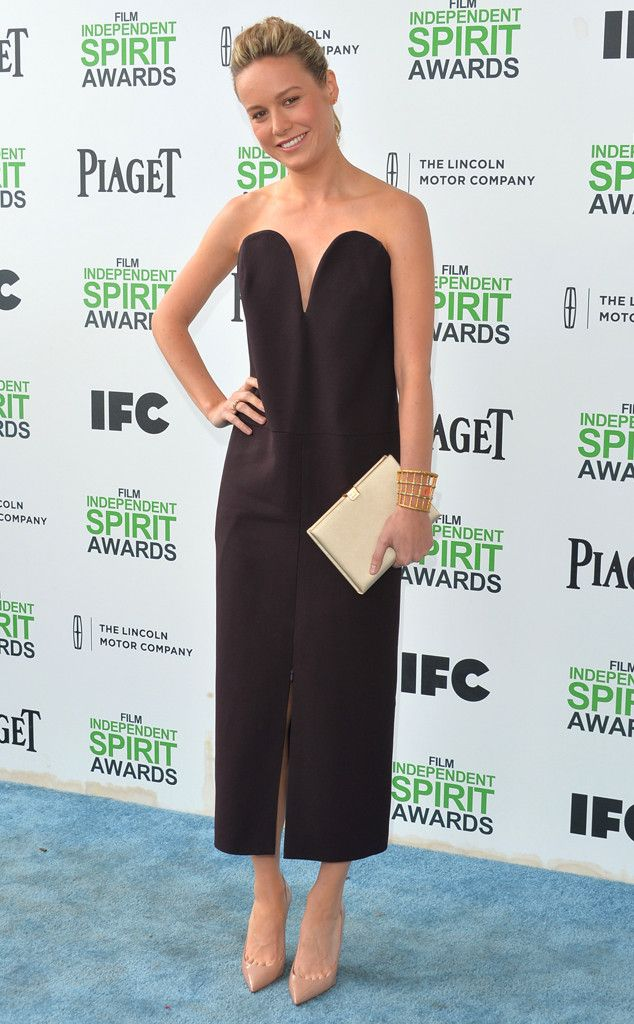 Simply Chic from Brie Larson's Best Looks   E! Online