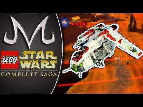 ▶ LEGO Star Wars #11 - Nave Muito Louca - YouTube