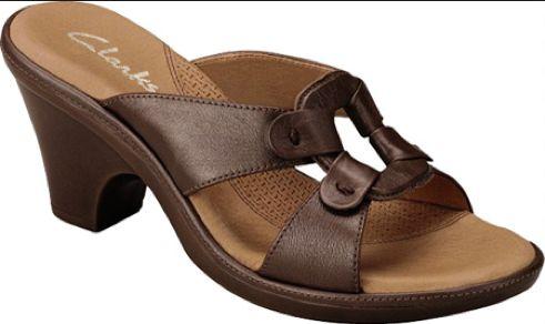 Clark's Kirin in Brown Leather - no longer own
