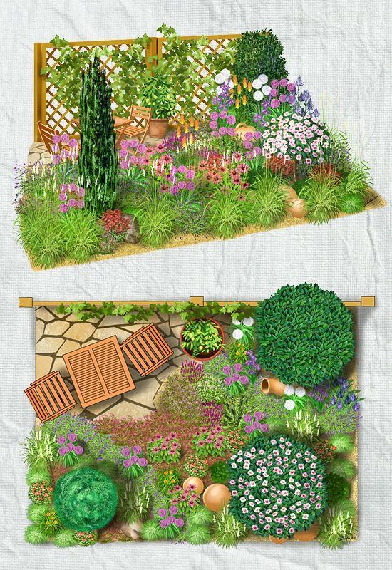 17 Best Ideas About Fackellilie On Pinterest | Gartensalbei ... Duftpflanzen Im Garten Blumen Krauter