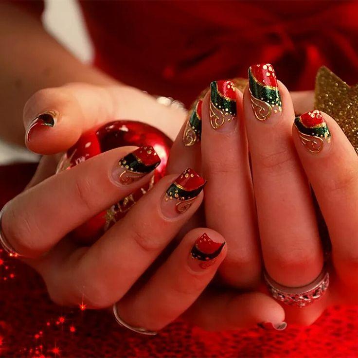 более, что ногти на новый год картинки темные цвета судам